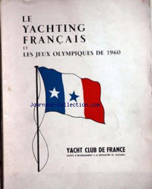 YACHTING FRANCAIS (LE) no: 01/01/1960