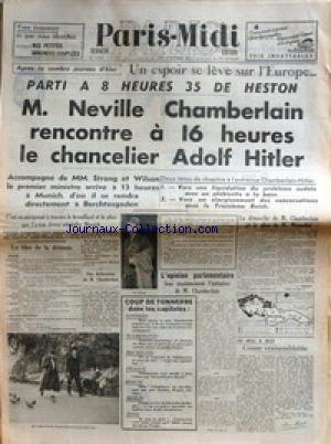 PARIS MIDI no: 15/09/1938