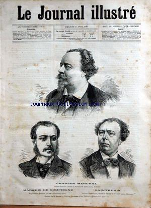 JOURNAL ILLUSTRE (LE) no:16 15/04/1877