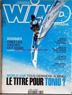 WIND MAGAZINE no:239