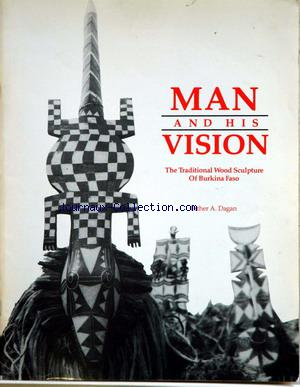 MAN AND HIS VISION no: