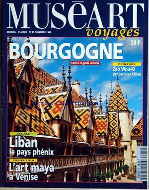 MUSEART VOYAGES no:87 01/11/1998