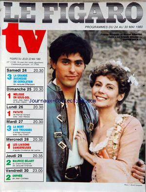 FIGARO TV (LE) no: 22/05/1980