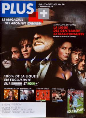 CANAL PLUS no:50 01/07/2005