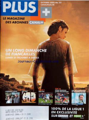CANAL PLUS no:51 01/10/2005