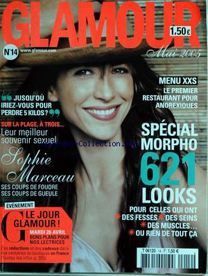 GLAMOUR no:14 01/05/2005