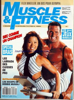 MUSCLE AND FITNESS no:72 01/10/1993