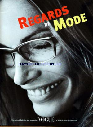 REGARDS DE MODE no:858 01/06/2005