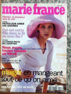 MARIE FRANCE no:3 01/05/1995