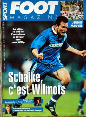 FOOT MAGAZINE no:20 14/05/1997