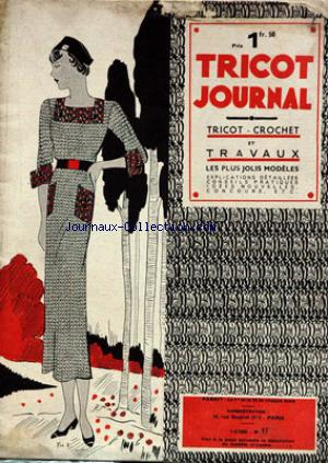 TRICOTS JOURNAL no:17 01/02/1935