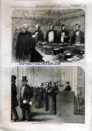 ILLUSTRATED LONDON NEWS (THE) no: 05/12/1857