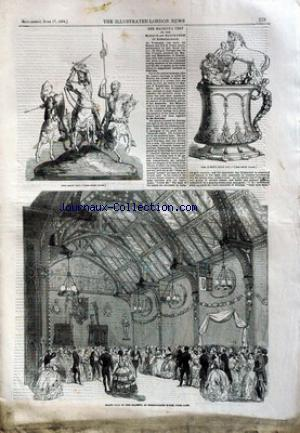ILLUSTRATED LONDON NEWS (THE) no: 17/06/1854