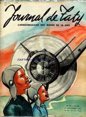 JOURNAL DE TATY no:13 17/09/1941