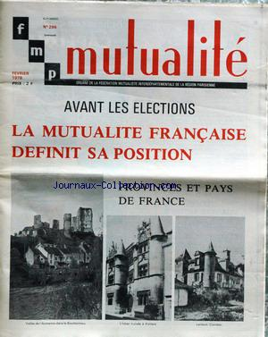 FMP MUTUALITE no:296 01/02/1978
