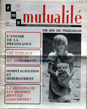 FMP MUTUALITE no:297 01/03/1978