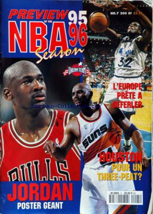 PREVIEW OF NBA SEASON no:7 01/12/1995