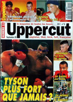 UPPERCUT no:11 01/09/1995
