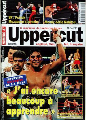 UPPERCUT no:37 01/01/1998