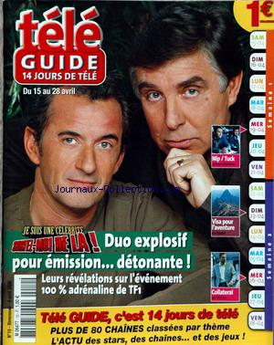 TELE GUIDE no:10 08/04/2006