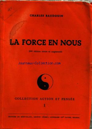 COLLECTION ACTION ET PENSEE no:1