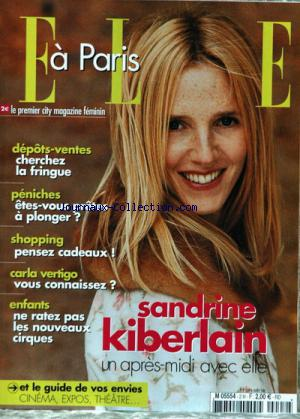 ELLE A PARIS no:2 HS
