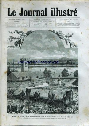 JOURNAL ILLUSTRE (LE) no:36 01/09/1878
