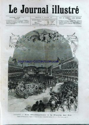 JOURNAL ILLUSTRE (LE) no:7 10/02/1878