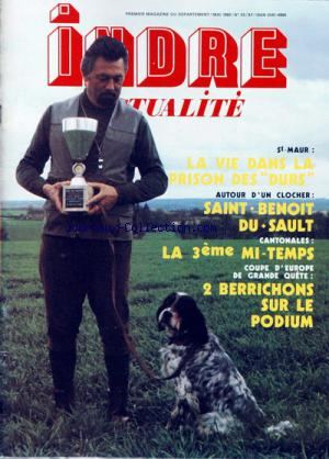 INDRE ACTUALITE no:23 01/05/1982