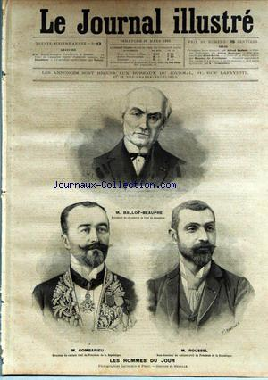 JOURNAL ILLUSTRE (LE) no:13 26/03/1899