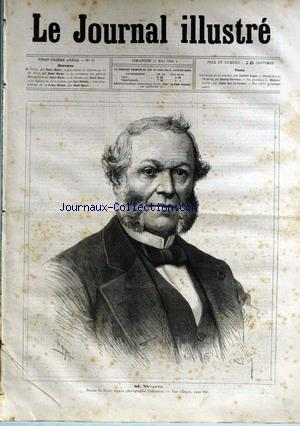 JOURNAL ILLUSTRE (LE) no:21 25/05/1884