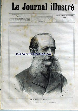 JOURNAL ILLUSTRE (LE) no:26 29/06/1884
