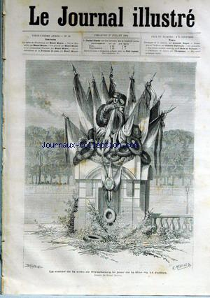 JOURNAL ILLUSTRE (LE) no:30 27/07/1884