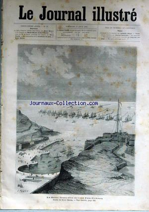 JOURNAL ILLUSTRE (LE) no:33 17/08/1884