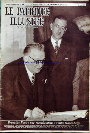 PATRIOTE ILLUSTRE (LE) no:23 06/06/1948