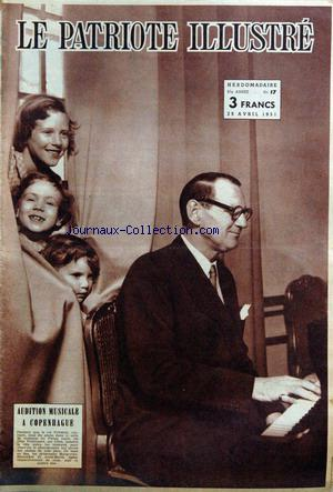 PATRIOTE ILLUSTRE (LE) no:17 29/04/1951