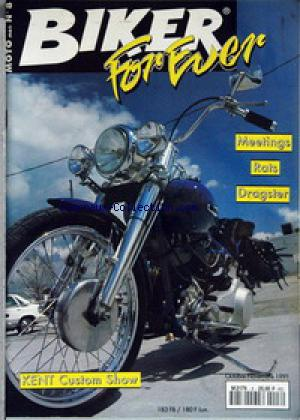 BIKER FOR EVER no:8 01/10/1991