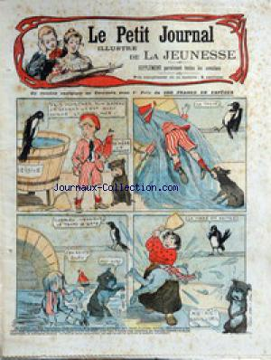 PETIT JOURNAL SUPPLEMENT ILLUSTRE (LE) no: