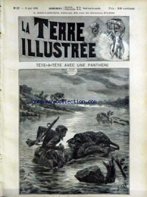TERRE ILLUSTREE (LA) no:27 09/05/1891