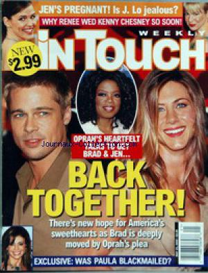 IN TOUCH WEEKLY no:21 23/05/2005