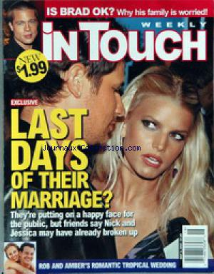 IN TOUCH WEEKLY no:18 02/05/2005