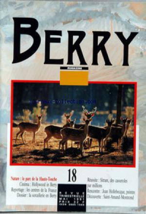 BERRY MAGAZINE no:18 01/05/1991