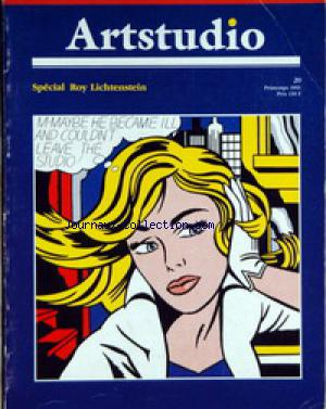 ARTSTUDIO no:20 01/04/1991