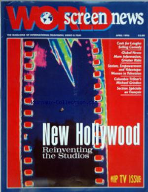 WORLD SCREEN NEWS no: 01/04/1996