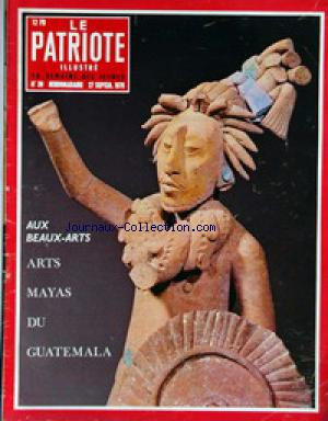 PATRIOTE ILLUSTRE (LE) no:39 27/09/1970