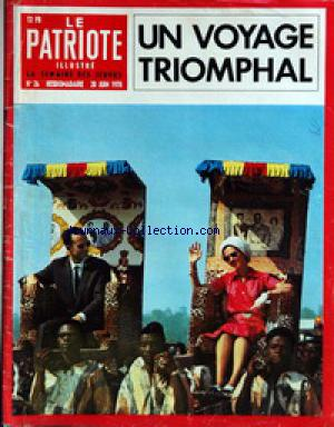 PATRIOTE ILLUSTRE (LE) no:26 28/06/1970