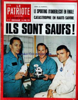 PATRIOTE ILLUSTRE (LE) no:17 26/04/1970