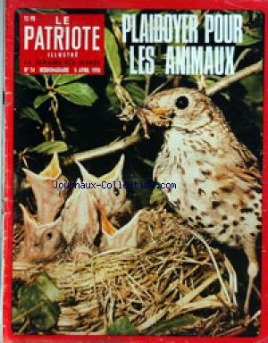 PATRIOTE ILLUSTRE (LE) no:14 05/04/1970