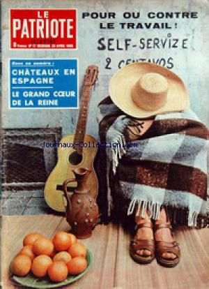 PATRIOTE ILLUSTRE (LE) no:17 25/04/1965