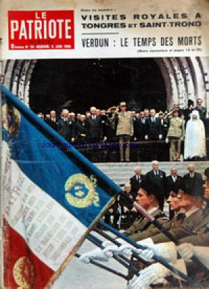 PATRIOTE ILLUSTRE (LE) no:23 05/06/1966